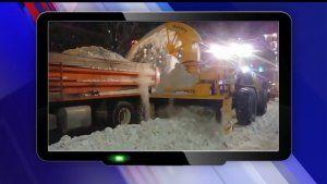Snow Removal Efforts Could Reduce Flooding in the Metro