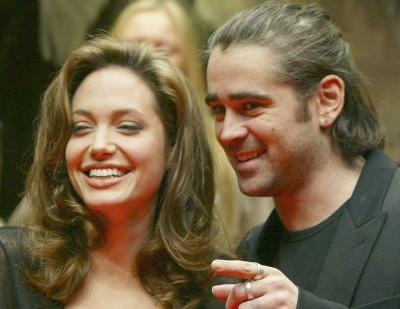 Angelina Jolie and Once-Rumored Love Interest Colin Farrell 'Back in Touch' Following Brad Pitt Split