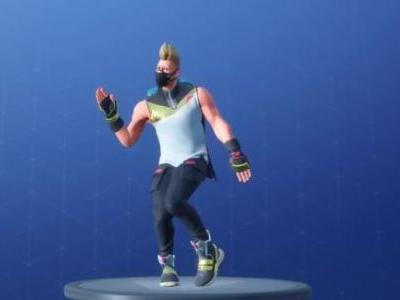 Fortnite could've missed the pain, but it would've had to miss 2 Milly's dance