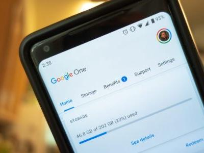 Hands-on: Google One app makes it easy to manage storage, family plans, support, more