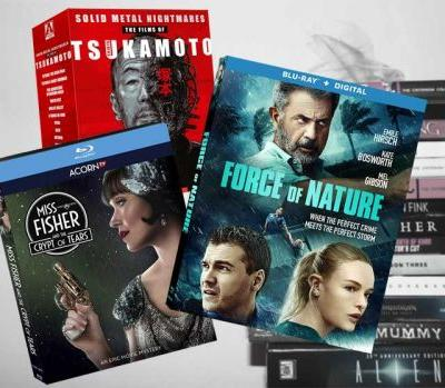 June 30 Blu-ray, Digital and DVD Releases