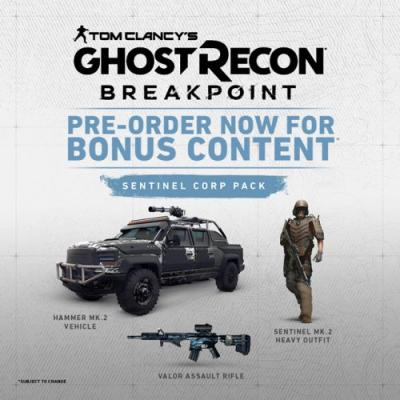 Ghost Recon: Breakpoint Pre-Order Guide, Release Date, Wolves Collector's Edition