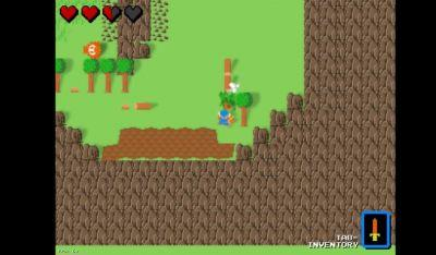 Try out this fan made Breath of the Wild demake before Nintendo rips it away