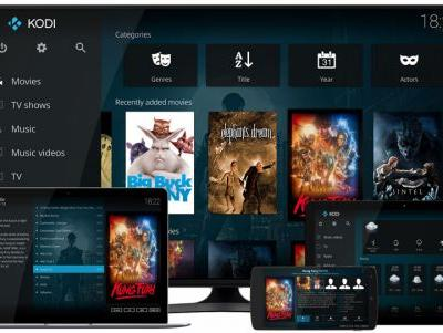 Kodi is now available on Xbox One