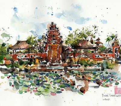 Bali, The tropical paradise revisited