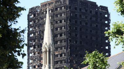 800 homes in London tower blocks to be evacuated over Grenfell cladding fears - Camden council