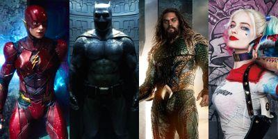 Upcoming DCEU Movies Officially Announced: Suicide Squad 2, JL Dark, Green Lantern Corps. & More