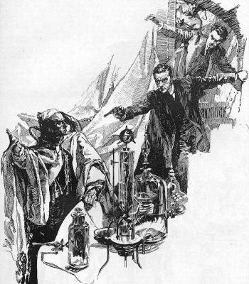 Joseph Clement Coll: Ink, Pen, and a Bit of Brush