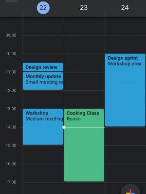 Dark Mode Is Finally Arriving For Google Calendar, Keep On Android