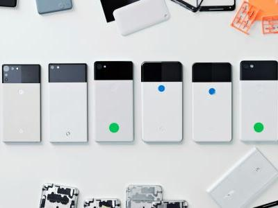 Google's hardware design lead shares images of early Pixel 2 and Pixelbook iterations