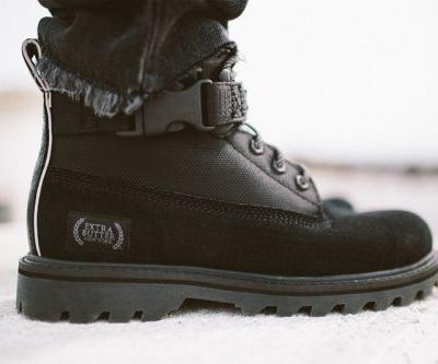 Extra Butter Joins CAT Footwear for Heavy-Duty Winter Boot
