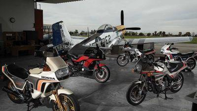 Turbocharged Motorcycles of the 1980s