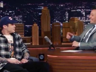 Pete Davidson Confirms Engagement To Ariana Grande, Says It's Lit