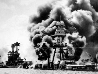 Here's what Pearl Harbor was like hours after the devastating Japanese attack on December 7, 1941
