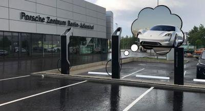 Porsche Prepares For The Future With Chargers In Berlin