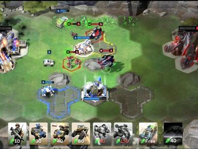 EA Announces 'Command & Conquer Rivals' With an Android Pre-Alpha Available Today