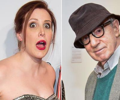 Dylan Farrow fires back after Woody Allen's MeToo quip
