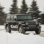 2018 Jeep Wrangler Unlimited V-6 AWD Automatic - Instrumented Test