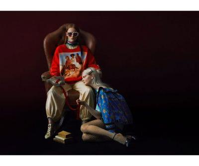 Gucci Launches GucciHallucination Line Featuring Artworks By Ignasi Monreal