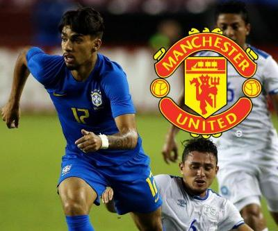 Gossip: Manchester United scout Brazilian youngster, Spurs forward on Bayern Munich's radar