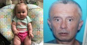 Armed sex offender with skull tattoo abducts baby from Virginia gas station, police issue AMBER Alert