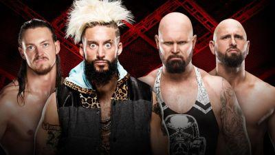 Luke Gallows And Karl Anderson Defeat Enzo Amore And Big Cass At WWE Hell In A Cell