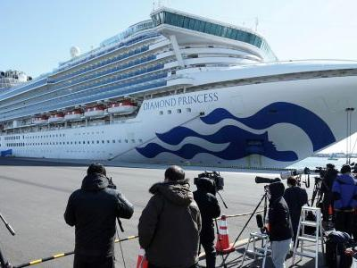 Americans on the coronavirus-struck Diamond Princess in Japan will be flown back to US to face another two-week quarantine
