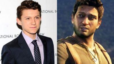 Spider-Man: Homecoming's Tom Holland to Play Young Nathan Drake in Uncharted Film
