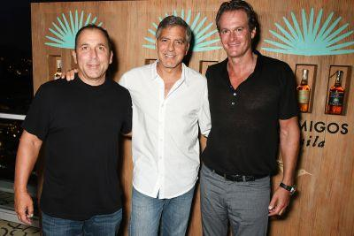 George Clooney is selling his tequila company for $1B