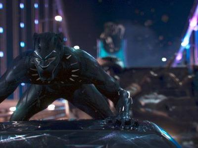 'Black Panther' is Now in the Top 10 Highest Grossing Movies of All Time