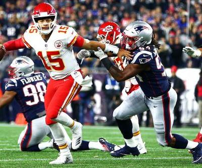 Patriots-Chiefs: Mahomes will top Brady, bad weather to reach Super Bowl 2019
