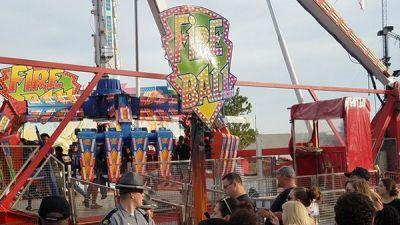 Victims identified in fatal ride accident at Ohio State Fair