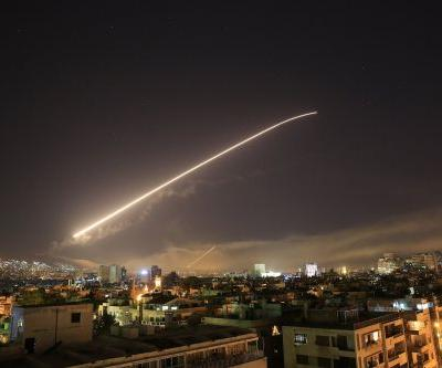 Trump's Syria strike achieves goal of loudly, publicly spanking Assad regime - but nothing else