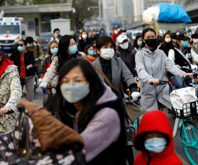 China reports zero coronavirus deaths for first time since January