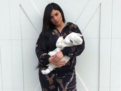 Ouch! Kylie Jenner Slammed for Cropping out Daughter Stormi in New Selfie