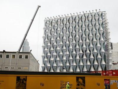 Step inside the $1 billion US embassy in London - which Trump says is worse than the old one and refuses to visit
