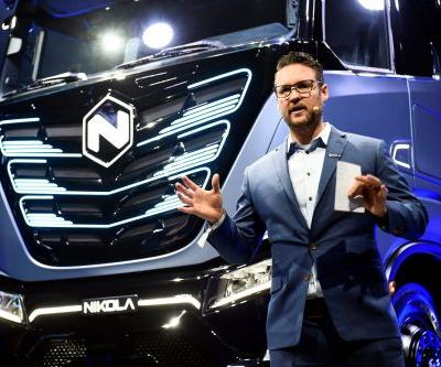 The SEC is probing Nikola Motors over short-seller's claims the company misled investors and is an 'intricate fraud'