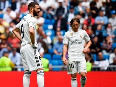 Modric and Benzema 6/10 in Real Madrid defeat as Bale left out completely