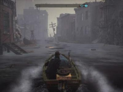 The Sinking City Review - H.P. Holmes