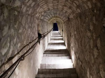 A Look Inside the Ancient Underground Tunnels Housing Some of the World's Finest Champagne