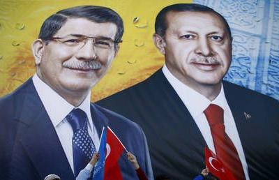 Former Turkish PM Davutoglu forms new party in challenge to Erdogan's AKP - report