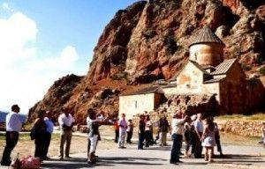 Armenia to attract gastro-tourism after experiencing arrival of 617 million tourists