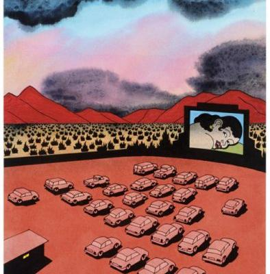 At the Drive-in, Ken Price