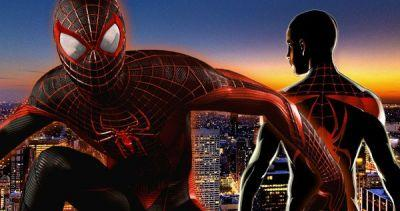 Spider-Man Animated Movie Is the Miles Morales Story