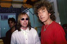 Robert Plant on Tom Petty's Death: 'It Was Premature, By Far'