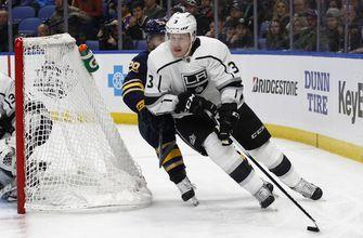 Kopitar, Amadio score 2 each in Kings' 4-2 win over Sabres