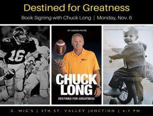Chuck Long Gives His Thoughts On Nate Stanley