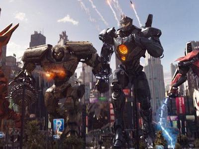 Daily Podcast: Pacific Rim Uprising Interviews with John Boyega and Steven S. DeKnight