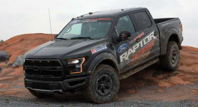 Ford F-150 Raptor Comes With Free Off-Road Driving Course In Utah