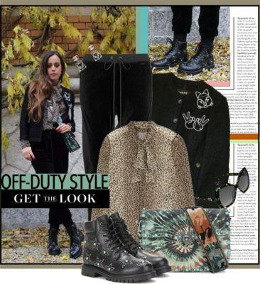 My Look: Off-Duty Style